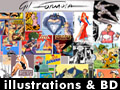 Communication BD et Illustration publicitaire
